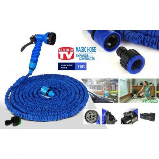 Magic Hose Pipe 75 Ft - Green