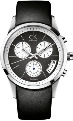 CALVIN KLEIN MEN'S NEW BOLD CHRONOGRAPH WATCH - K2247161