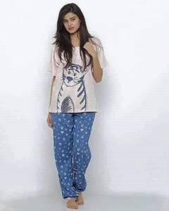 Hoorain Night Wear Imported Quality - 205