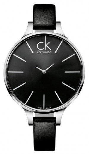 CALVIN KLEIN LADIES' GLOW WATCH - K2B23102