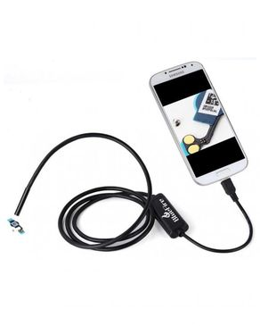 I.T WholeSeller USB Endoscope Camera 3.5m - Black