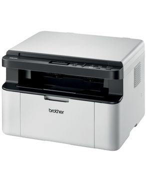 Brother DCP-1610W - Compact Monochrome Laser Multi-Function Centre with Wireless Capability - White