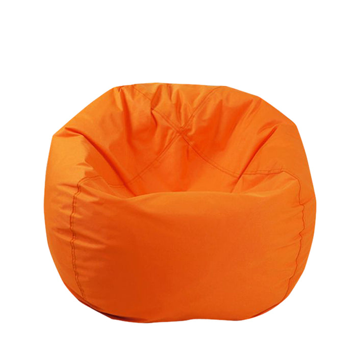 Bean Bag  Smooth and Soft - Orange