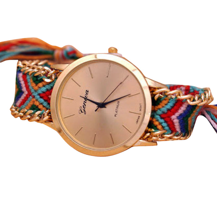 Watch for Women - Hand Made Traditional Bracelet Watch