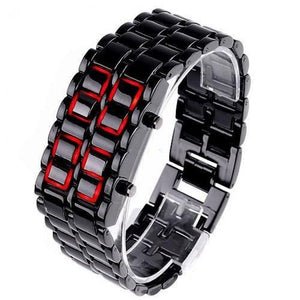 Watch for Men - Lava LED Watch
