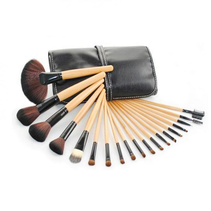 Bobbi Brown 18 Brushes Set for Women