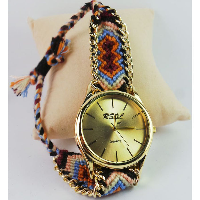 Watch for Women - Hand Made  Bracelet Watch