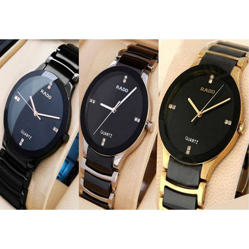 Watch for Men / Women - Pack of 3 Rado Watches