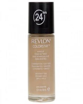Revlon Color Stay Makeup- Early Tan Foundation For Combination/Oily Skin