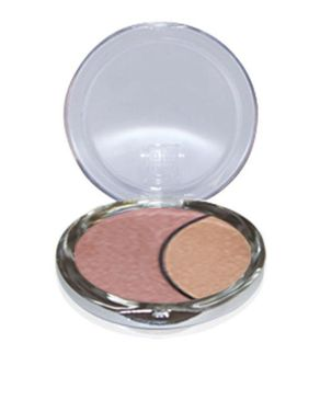 DMGM Studio Perfection Duo Eyeshadow - Satin White/Pink Orchid - 36
