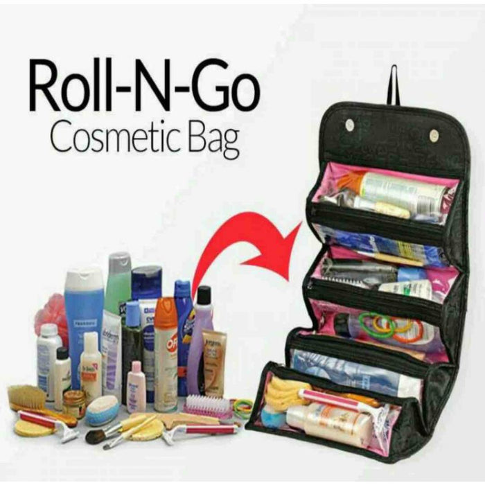Roll & Go Cosmetics Bag