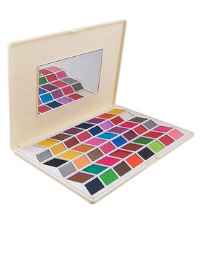 Glamorous Face 48 Color Professional Eyeshade Kit