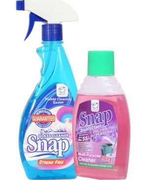 Snap 2 in 1 - Home Cleaning Bundle
