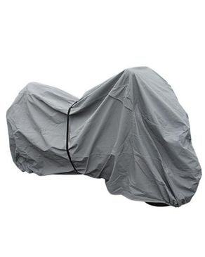 Raees Collection Waterproof Motorcycle Cover - Grey