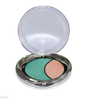DMGM Studio Perfection Duo Eyeshadow - Sea Green/Strawberry Frost - 44