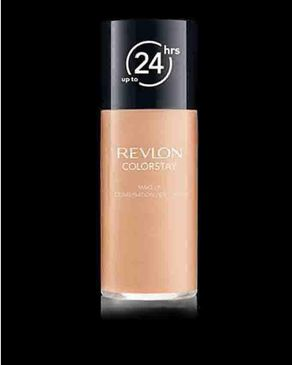 Revlon Color Stay Makeup For Combination/Oily Skin- Natural Tan Foundation