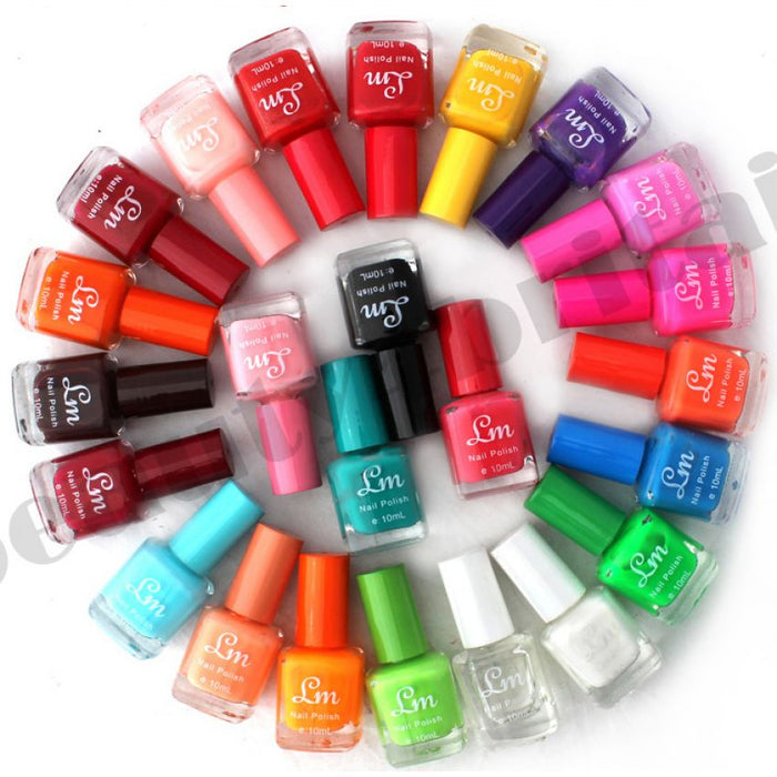 Pack Of 24 Branded Nail Polish Box