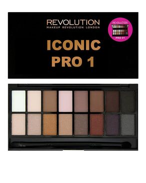 Makeup Revolution London Iconic Pro 1 Eyeshadow Palette