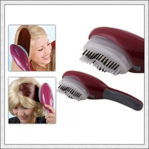 Digital Hair Coloring Brush