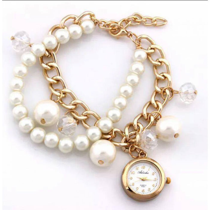 Watch With Pearl
