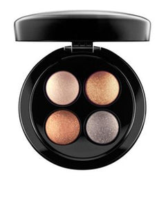 MAC Mineralize Eye Shadow Quad X4 - A Glimmer of Gold