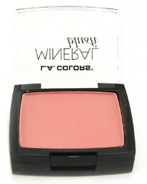 L.A Colors Mineral Blush - Sheer Bliss