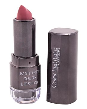 Color Institute Fashiony Black Lipstick in Black Case - Shade 23