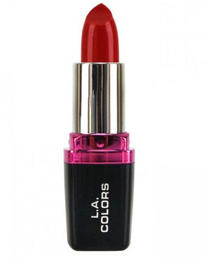 L.A Colors Hydrating Lipstick - Dark Cherry