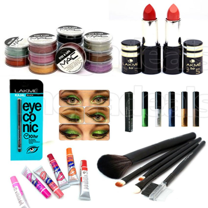 Combo of 14 Makeup Products