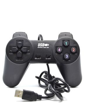 Rauf Mobile USB PC Gamepad Controller - Black