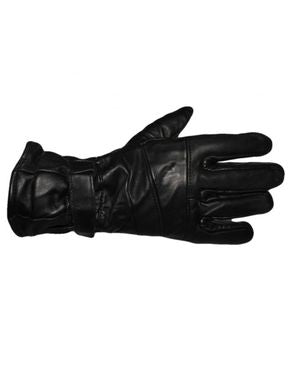 Dynamic Mart  Black Sheep Leather Biker Gloves for Unisex