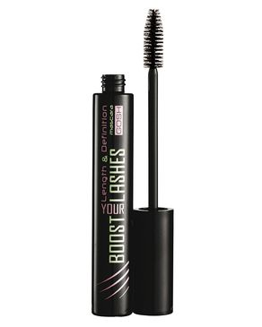 Gosh Boost Your Lashes Mascara - Black