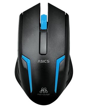 MorroLogic Asic 5 USB Wired Mouse