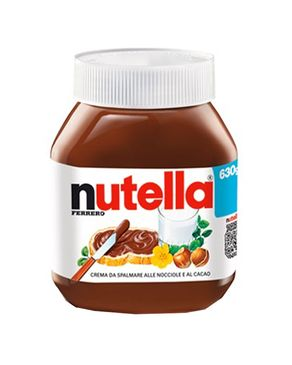The Suit Up Nutella Jar - 750 g