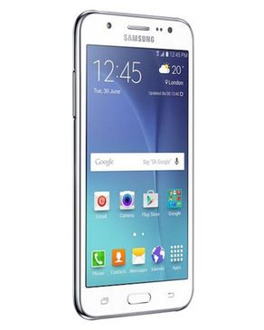 Samsung Galaxy J5 - J500G - 8GB - White