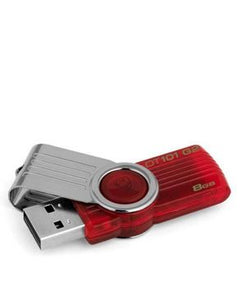 Kingston kingston G2 USB - 8 GB - Red