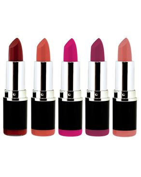 Freedom Makeup London Pro Now Lipstick Collection