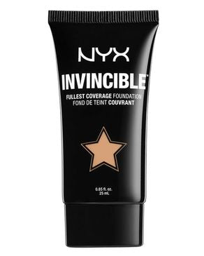 NYX Cosmetics Invincible Fullest Coverage Foundation - Light