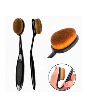 Eyeshah's Oval Blending Brush - Brown
