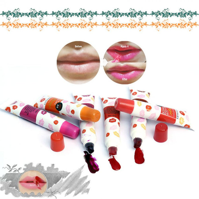Wow Pack Of 6 Long Lasting Lip Color