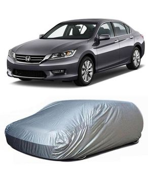 Shop Now Dust & Water Proof Car Body Cover for Corolla & Honda 2000-2016 - Silver