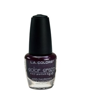 L.A Colors Color Craze - Nail Polish - Perfect Plum
