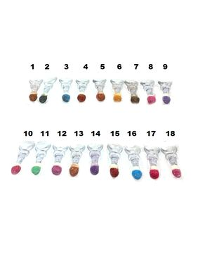 Eyeshah's Pack of 18 - Eye Shimmers - Multicolor