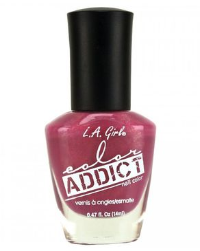 L.A Girl Color Addict - Nail Polish - Junkie
