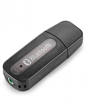 USB Bluetooth Audio Receiver - Black