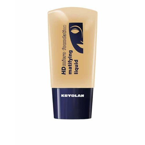Kryolan HD Micro Foundation Matifying Liquid 245 - 30 ml