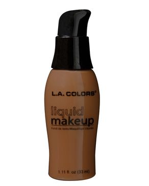 L.A Colors Pump Liquid Makeup Beautiful Bronze