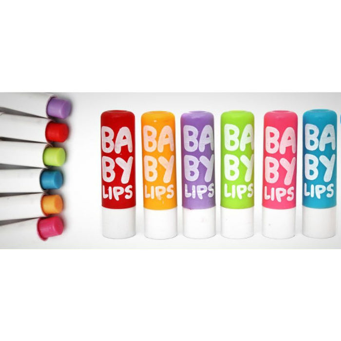 Pack of 12 Baby Lips Balm