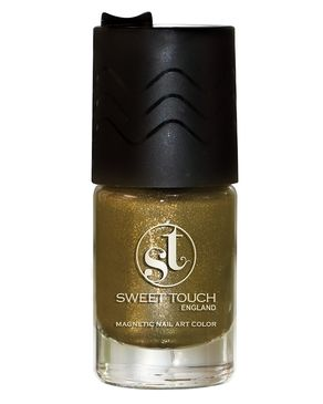 Sweet Touch 1145 - Nail Polish Megnatic - Green