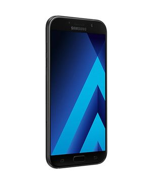 "Samsung Galaxy A7 - 5.7"" - 3GB - 32GB - 16MP - Black"